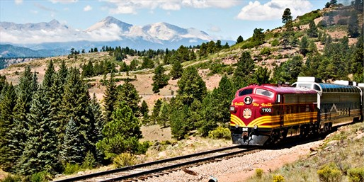 $19 -- Rio Grande Rail Trip for 2 Plus Outdoor Concert