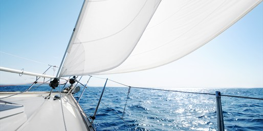 $99 -- Sailing Cruise for 2 on 45-Foot Yacht, 50% Off