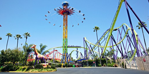 $37 -- Six Flags Discovery Kingdom Day Pass, Reg. $64