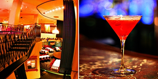 $65 -- Pickwick & Frolic: Comedy & Drinks for 2, Reg. $114