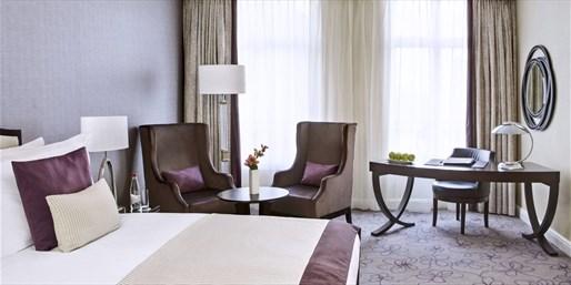 145 € -- Luxus im Steigenberger Brüssel, bis 53% günstiger