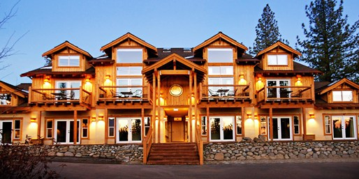 $149 -- Sierras 2-Nt. Lodge Retreat incl. Weekends thru June