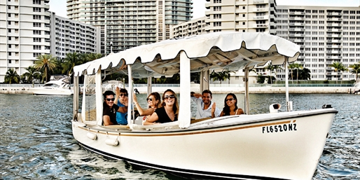 $105 -- Top-Rated Private Boat Tour for up to 6, Save 30%