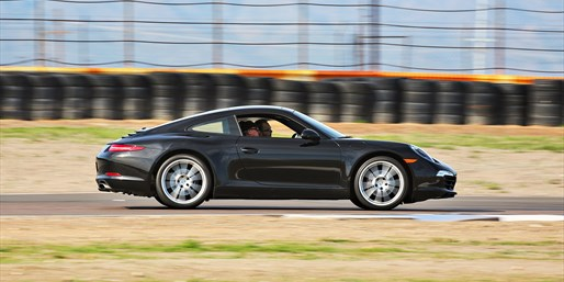 $129 & up -- Drive Exotic Cars on Private Course, Reg. $299