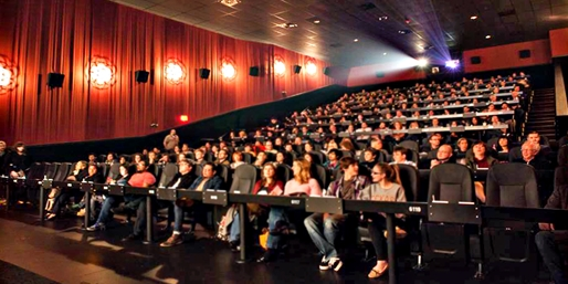 $499 -- Private Movie Party at Alamo Drafthouse Cinema