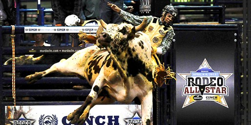 $19 & up -- Rodeo All-Star Events on April 18, Save 50%