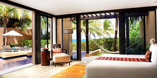 $1199 -- Mexico 5-Star, 3-Night Villa Escape w/Private Pool