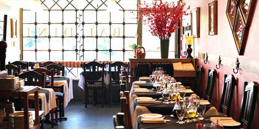 $49 -- Leslieville: Italian Dinner for 2, Reg. $102