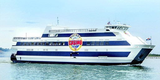 $25 -- Casino Dinner Cruise w/Drinks & Slots, Reg. $49