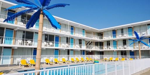 Travelzoo Deal: $119 -- Wildwood: 2-Night Boardwalk Escape w/Beach Gear
