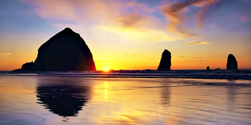 $199 -- Oregon Coast: 2-Night Cannon Beach Escape, Reg. $338
