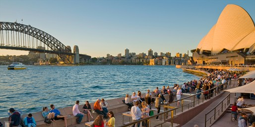 £75 -- Boutique Sydney Hotel w/Mini Bar Credit, Was £157