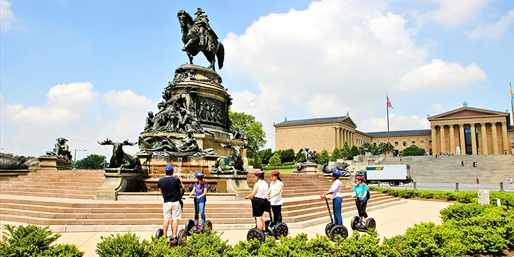 $35  -- Half Off Historic Old City Segway Tour