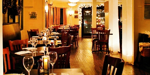 $55 -- 'Simple Yet Striking' Italian Dining for 2, Reg. $105