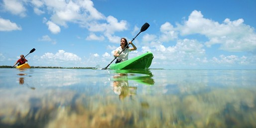 Half Off Choice of Kayak Tour w/Snacks for 1 or 2