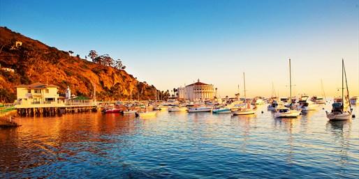 $149 -- Catalina Island Escape w/Champagne, Reg. $309