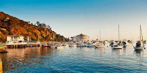 Catalina Getaway w/Champagne & Breakfast, 50% Off, From $199