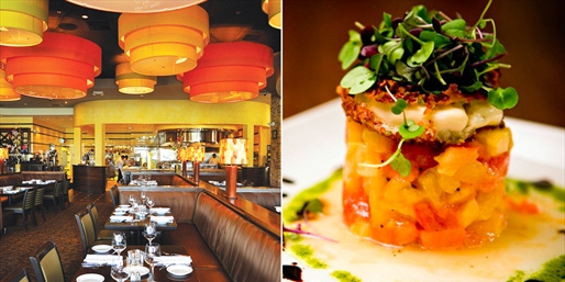$45 -- Citrus City Grille: 4-Course Dinner for 2, Reg. $92