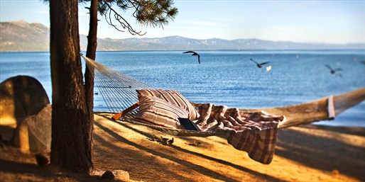 $149 -- Lake Tahoe 2-Night Beachfront Escape, 50% Off