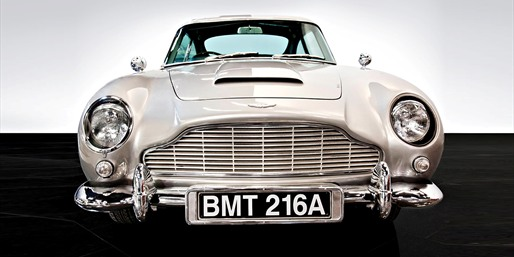 $25 -- Miami Auto Museum incl. James Bond Cars, Half Off