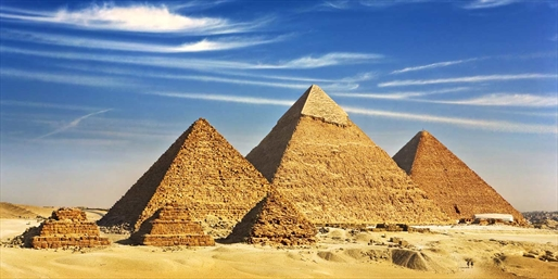 £799pp -- Egypt: 16-Nt Nile Cruise, Beach Break & Cairo Stay
