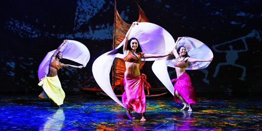 $30 -- 'Maui's Hottest Tickets': 50% Off Musical 'Ulalena'