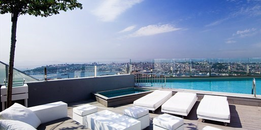 85 € -- Istanbul-Hotel in Top-Lage mit bester Küche, -41%