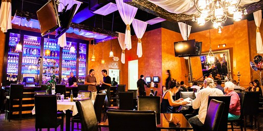 $35 -- Mediterranean for 2 near Hard Rock Hotel, Reg. $63