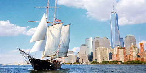 $29 -- Statue of Liberty Tall Ship Cruise w/Drink, Reg. $44