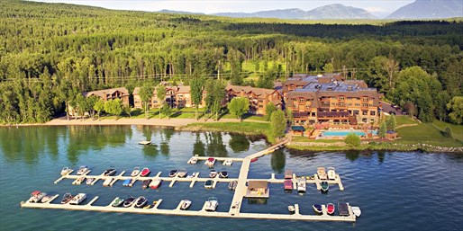 $219 -- Montana 2-Night Lake Escape w/Bike Rentals, $135 Off