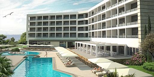 £559pp -- Halkidiki: New 5-Star Hotel w/Flts & Ultra All-Inc