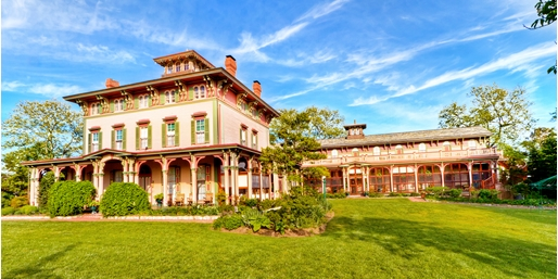 Travelzoo Deal: $199 -- NJ: 'Stunning' Cape May Mansion B&B, Reg. $280