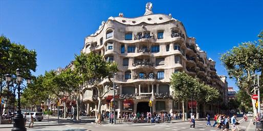 4 star hotel in barcelona: