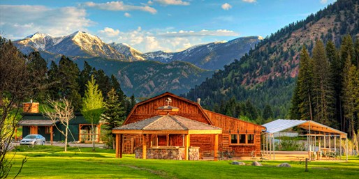 Travelzoo Deal: $99 -- Montana Ranch near Yellowstone into June, 50% Off