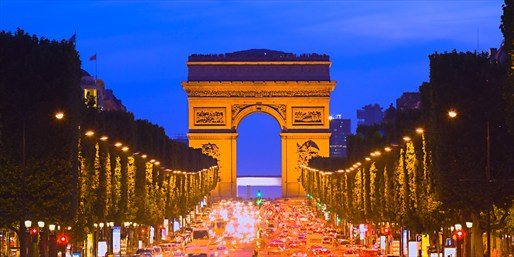 $181 -- Paris 4-Star Hotel This Summer, 45% Off