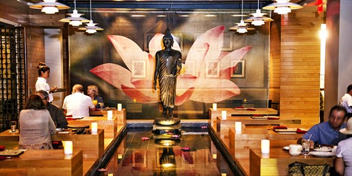 $49 -- Bally's: SEA Thai Dinner or Lunch for 2 w/Drinks