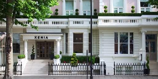£109 -- 'Stylish' Kensington Hotel Stay w/Bubbly, Save 46%