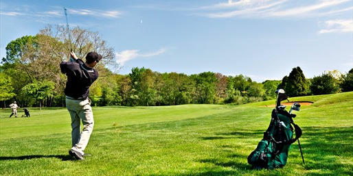 $29 -- Golf Arnold Palmer-Designed Course into Fall, 50% Off