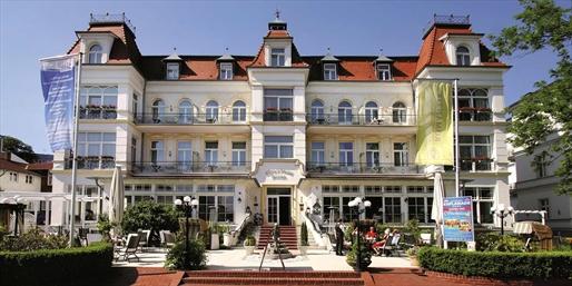 89-109 € -- Kurzurlaub auf Usedom mit Menü & Wellness, -48%