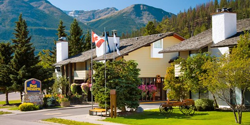 $219 -- Jasper 2-Night Getaway through Spring, Reg. $354