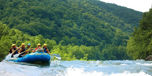 $59 -- New River Gorge: All-Day Rafting thru Summer, 50% Off