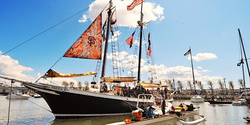 $49 -- SF Giants Game Day Sail from Sausalito, Reg. $99