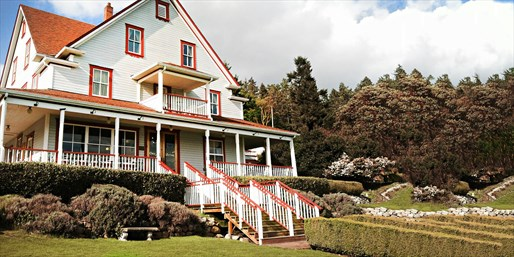 $279 -- San Juan Islands 2-Night Escape w/Dinner & Breakfast