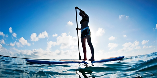 $30 -- Toronto Beaches: Paddleboarding Lesson w/Rental