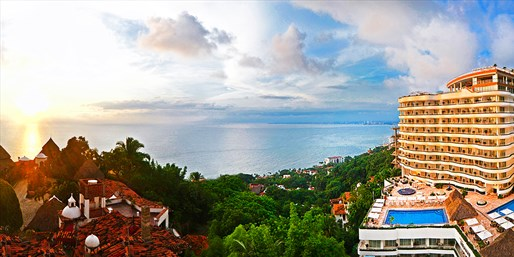 $159 -- Puerto Vallarta Escape through August, Save 35%