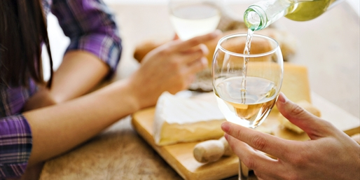 $19 -- Acclaimed North Fork Wines w/Cheese for 2, Reg. $41