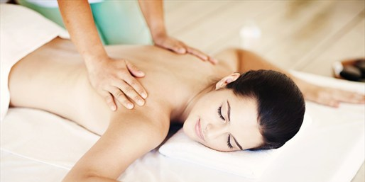 $49 -- Hourlong Massage with Mani or Pedi, Reg. $135