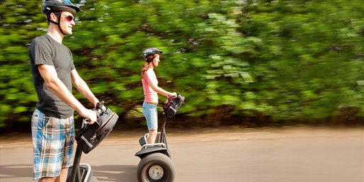 $25 & up -- Segway Rental or Choice of Tour, Half Off