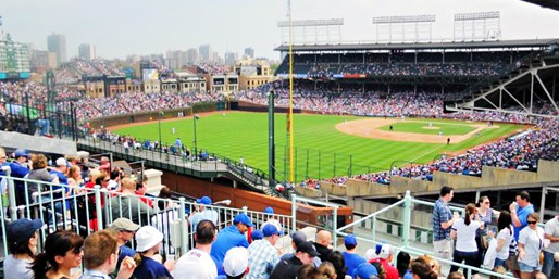 $99 -- Cubs Rooftop: Unlimited Food & Drink, Reg. up to $168