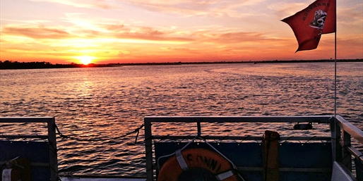 $19 -- South Shore Sunset Cruise for 2 thru Summer, Reg. $50